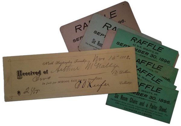 1896 raffle-tickets