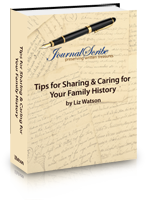 Sharing and Caring for Your Family History